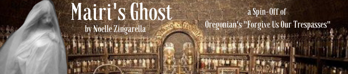 ghost and potions room